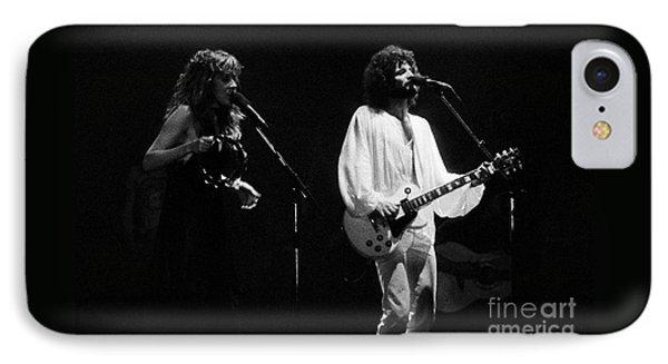 Fleetwood Mac In Amsterdam 1977 IPhone Case