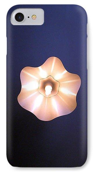 Fleur De La Fee Electricite IPhone Case by Marc Philippe Joly
