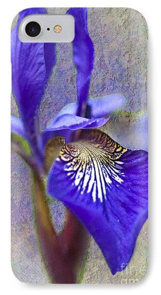 Fleur-de-lys Phone Case by Heiko Koehrer-Wagner