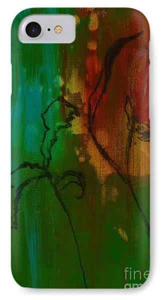 Fleur Phone Case by Robin Maria Pedrero