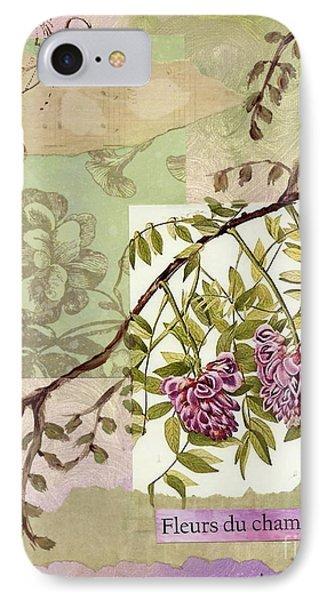 Fleurs Du Champ Phone Case by Tamyra Crossley