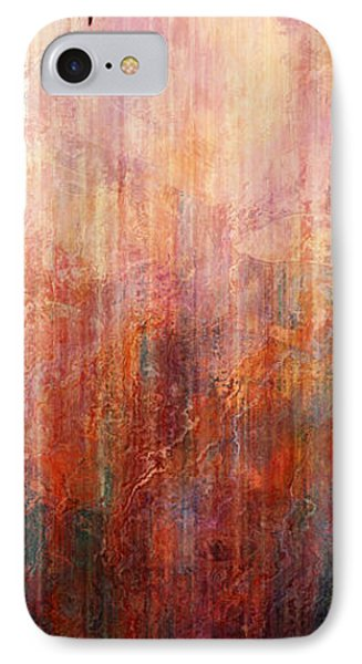 Flight Home - Abstract Art Phone Case by Jaison Cianelli
