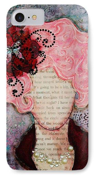 Flight Of Fancy By Janelle Nichol Phone Case by Janelle Nichol