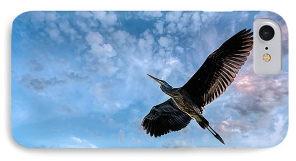 Flight Of The Heron IPhone 7 Case