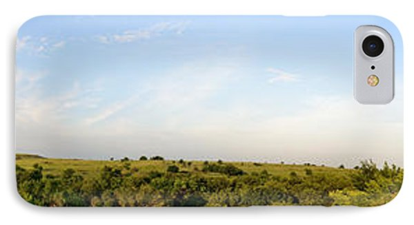IPhone Case featuring the photograph Flint Hills 2 by Brian Duram