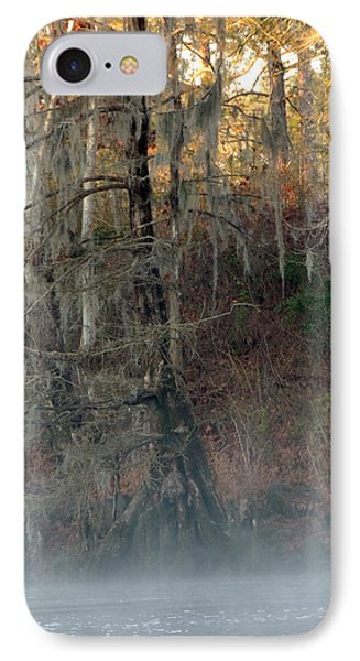 IPhone Case featuring the photograph Flint River 15 by Kim Pate