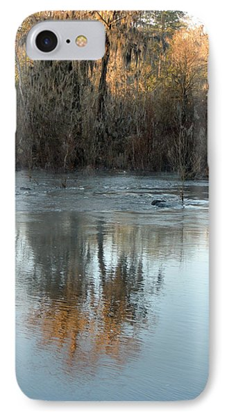 IPhone Case featuring the photograph Flint River 17 by Kim Pate