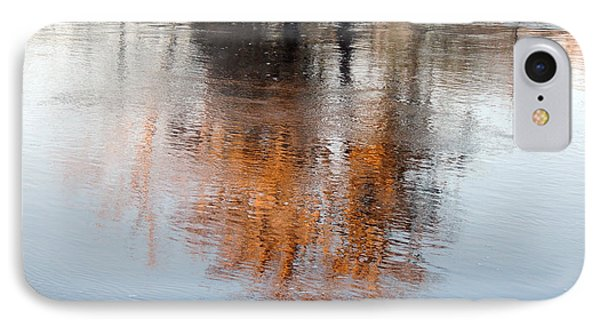 IPhone Case featuring the photograph Flint River 22 by Kim Pate