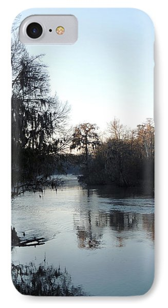 IPhone Case featuring the photograph Flint River 23 by Kim Pate