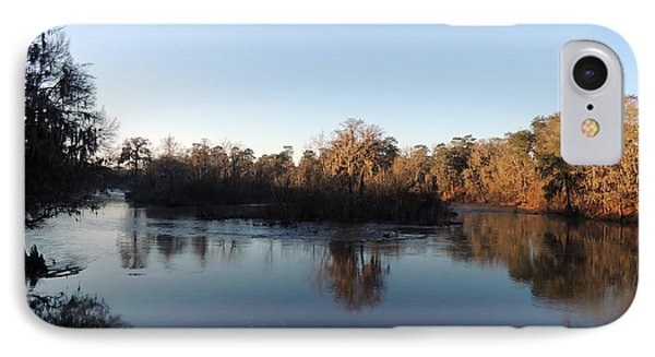 IPhone Case featuring the photograph Flint River 26 by Kim Pate