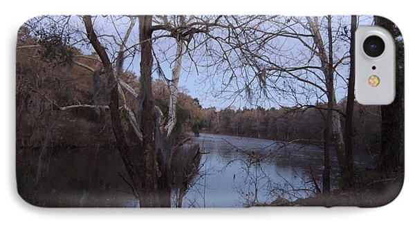 IPhone Case featuring the photograph Flint River 4 by Kim Pate