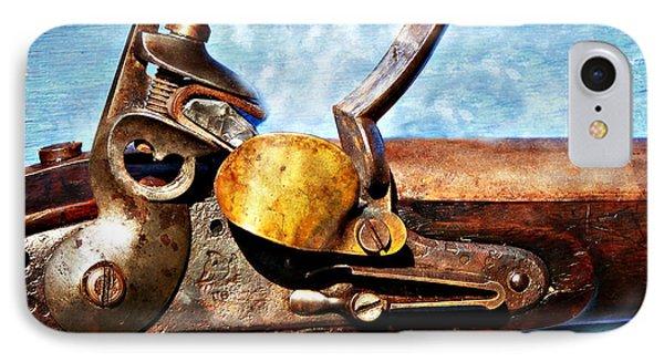 Flintlock Phone Case by Marty Koch