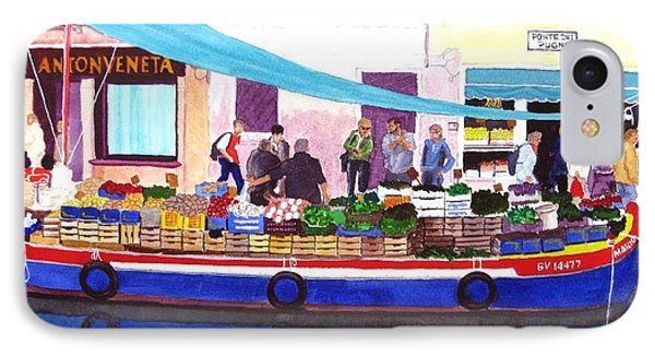 Floating Grocery Store IPhone Case by Mike Robles