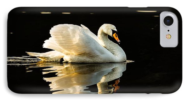 IPhone Case featuring the photograph Floats On Peaceful Water by Rose-Maries Pictures