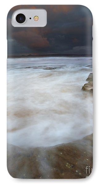 Flooded By The Tides IPhone Case by Mike Dawson