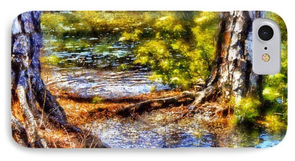 Flooded Roots IPhone Case