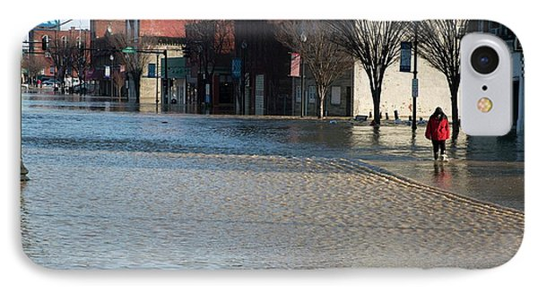 Flooded Street IPhone Case