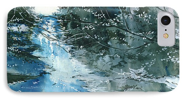 Floods 3 Phone Case by Anil Nene