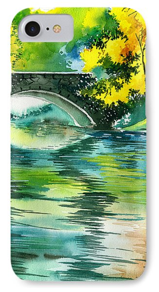 Floods R Phone Case by Anil Nene