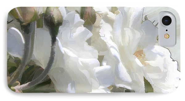 Flora Bunda IPhone Case