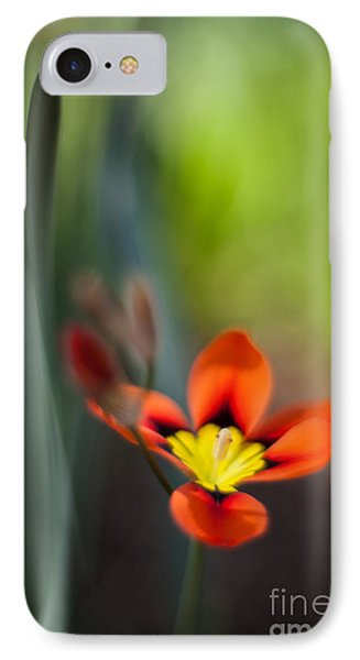 Flora Counterpoint Phone Case by Mike Reid