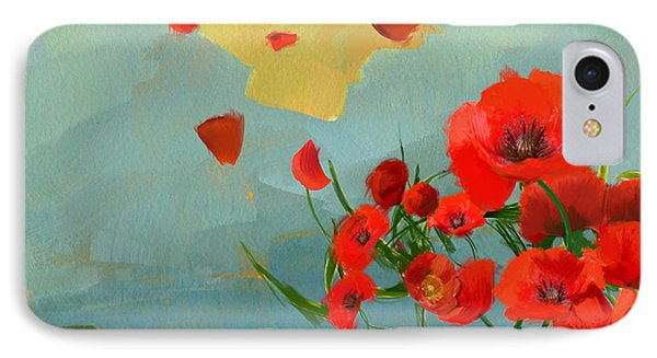 Floral 10 IPhone Case