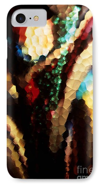 IPhone Case featuring the photograph Floral Abstract I by Sharon Elliott