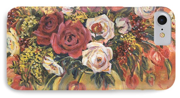 Floral Arrangement IPhone Case by Alexandra Maria Ethlyn Cheshire