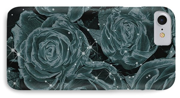 Floral Constellations Phone Case by Wendy J St Christopher