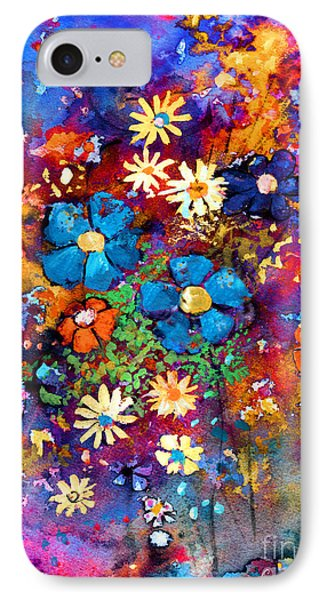 Floral Dance Fantasy IPhone Case by Svetlana Novikova