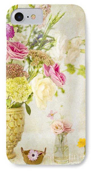 Floral Display IPhone Case