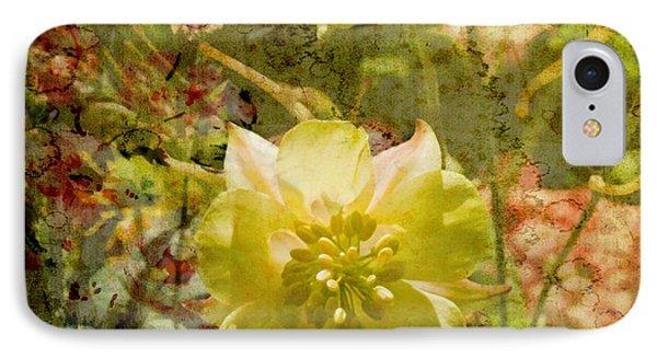 IPhone Case featuring the photograph Floral Haze by Liz  Alderdice