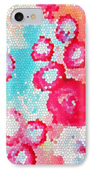 Floral IIi Phone Case by Patricia Awapara