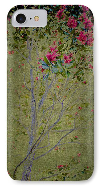 IPhone Case featuring the photograph Floral Interlace by Linde Townsend