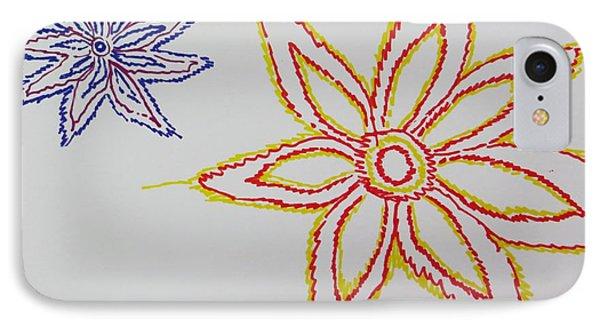Floral Joy  Phone Case by Sonali Gangane