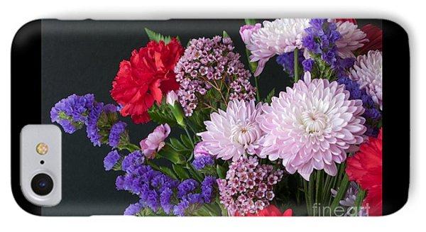 Floral Mix Phone Case by Ann Horn