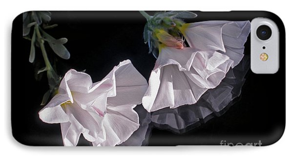 Floral Reflections Phone Case by Kaye Menner