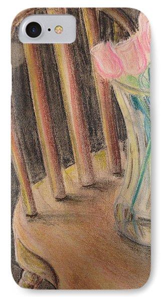 Floral Still Life IPhone Case by Susan L Sistrunk