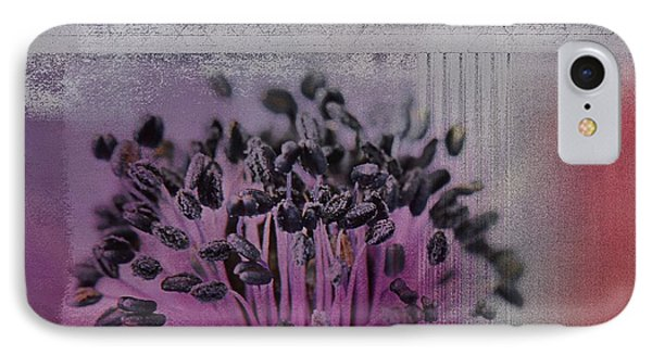 Floralart - 02b IPhone Case by Variance Collections