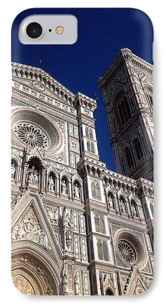 Florence - Il  Duomo IPhone Case by Delona Seserman