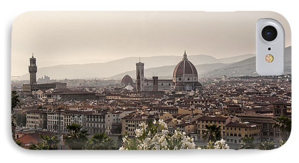 Florence Italy Phone Case by Melany Sarafis