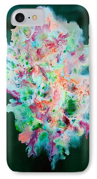 Florescence IPhone Case by Sumit Mehndiratta