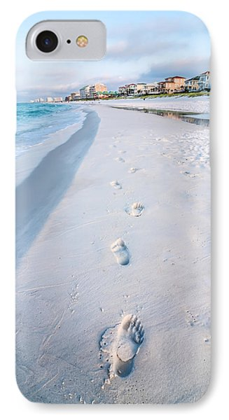 Florida Beach Scene IPhone Case