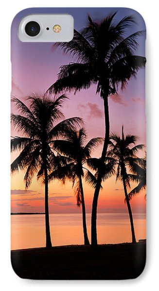Nature iPhone 7 Case - Florida Breeze by Chad Dutson