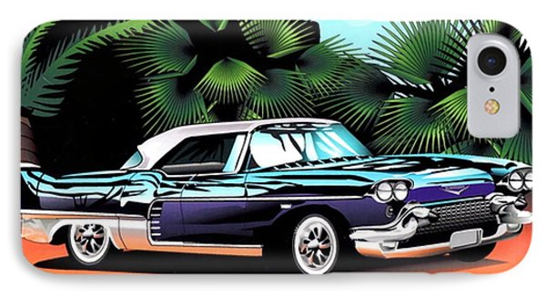 Florida Car IPhone Case