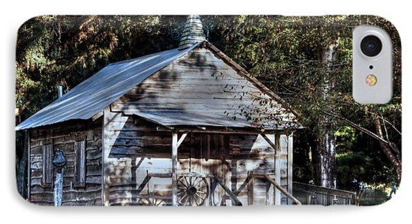 Florida Cracker Church  IPhone Case by Debra Forand