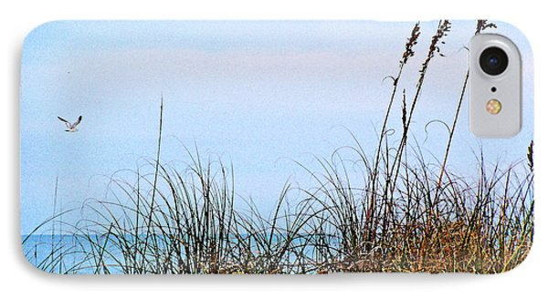 IPhone Case featuring the photograph Florida Dunes by Melissa Sherbon