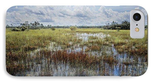 florida Everglades 0177 Phone Case by Rudy Umans