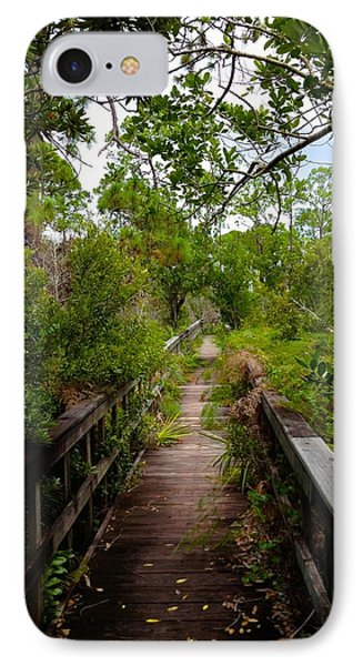 Florida Foliage IPhone Case by K Simmons Luna
