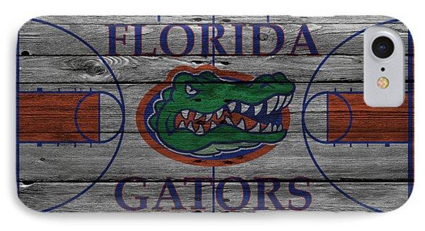 Florida Gators IPhone Case by Joe Hamilton